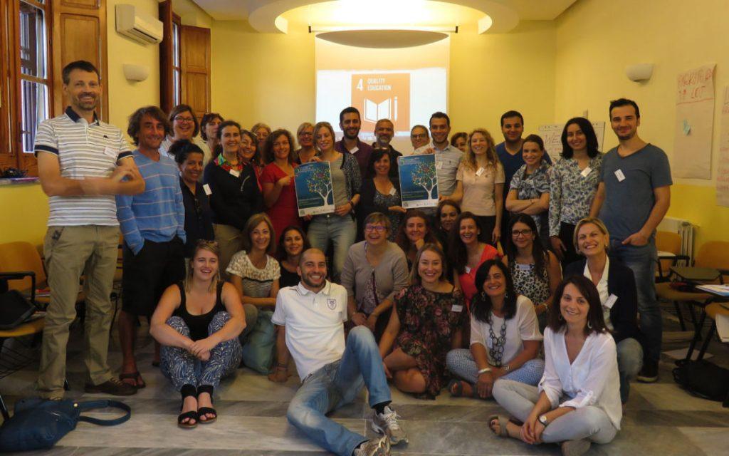 """CARMA EU WORKSHOP FOR TEACHERS: """"CHANCES FOR BIG CHANGES"""""""